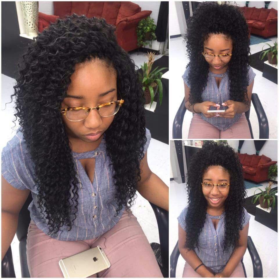 Crochet Curly Crochet Hair Styles Crochet Hair Styles