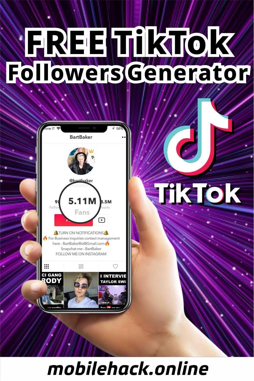 How To Celebrity Tiktok Free Followers On Instagram Free Followers Heart App