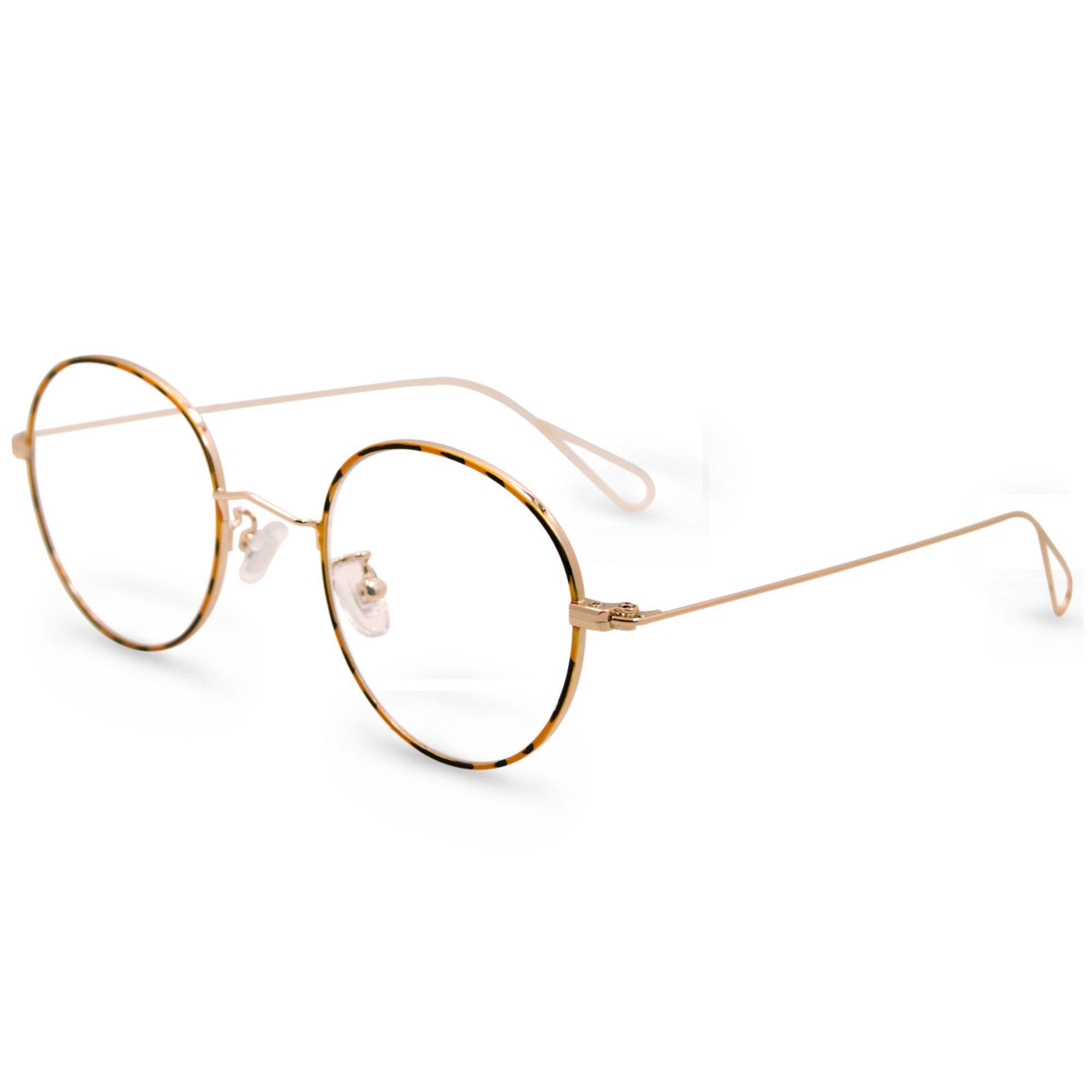 RX-Able Round Reading Glasses with Prescription Eyeglass Frames ... 6b2e855dd509
