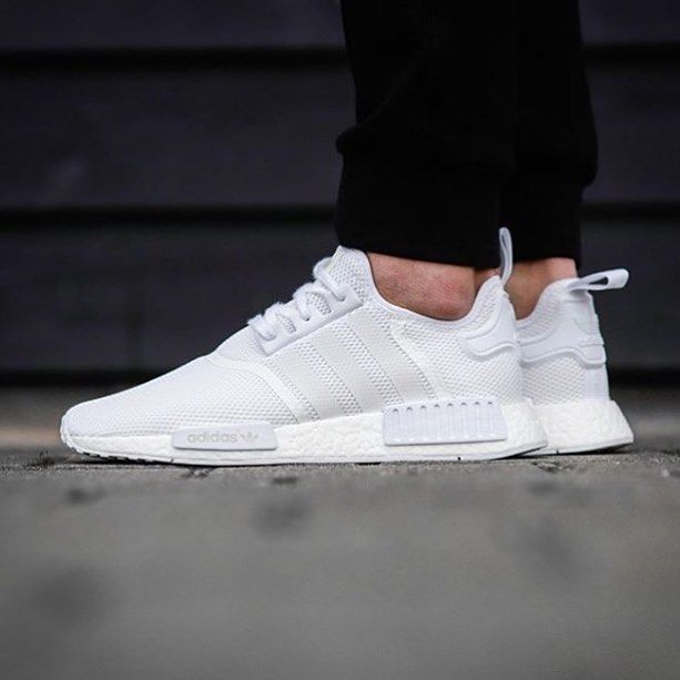 142932c55 Jual adidas NMD all white!! 1 1 Replica persis sama aslinya Fast pre order    shipping Line   Sneakyer by sneakyer