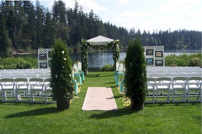 Lake Wilderness Lodge Wedding Reception Locations Venues Places