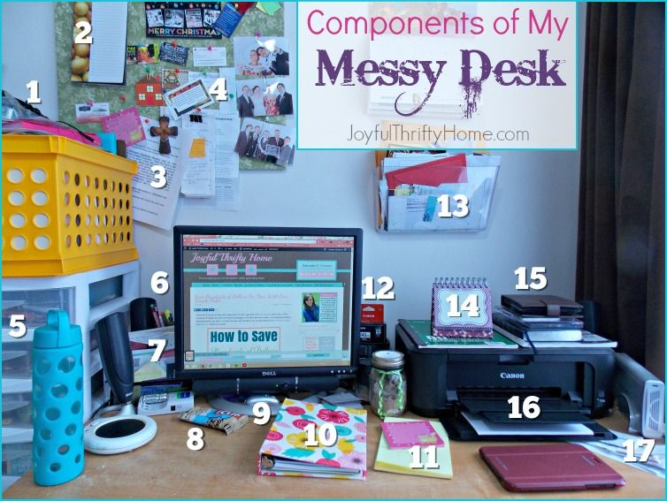 There was also a lot of clutter and dust that needed to be taken care of so I could start with a mostly clean slate. My first task was to ge...