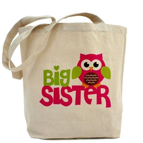 ff6a4895d8a8 I don't care for the owl but I love the big sister bag.   For My ...