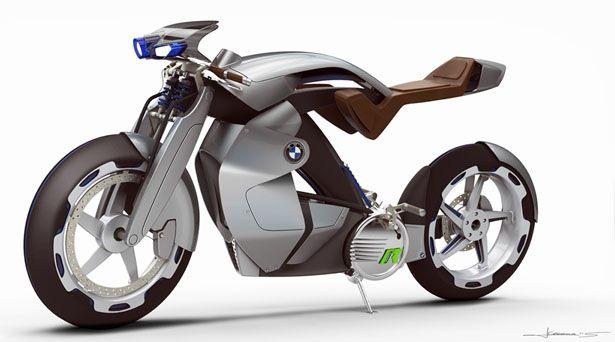 Bmw Ir Concept Motorcycle By Jordan Cornille Motos Autos