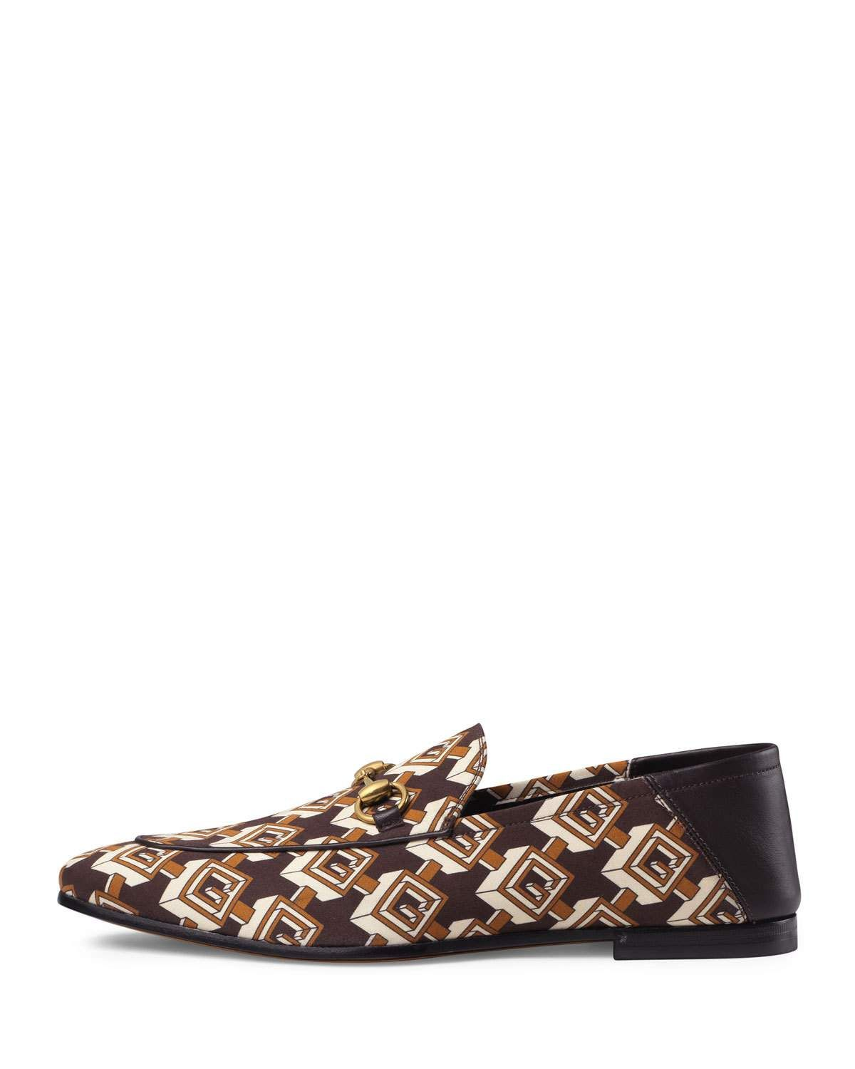 5904e49c Gucci Isometric G Print Loafer | Products | Gucci brixton loafer ...