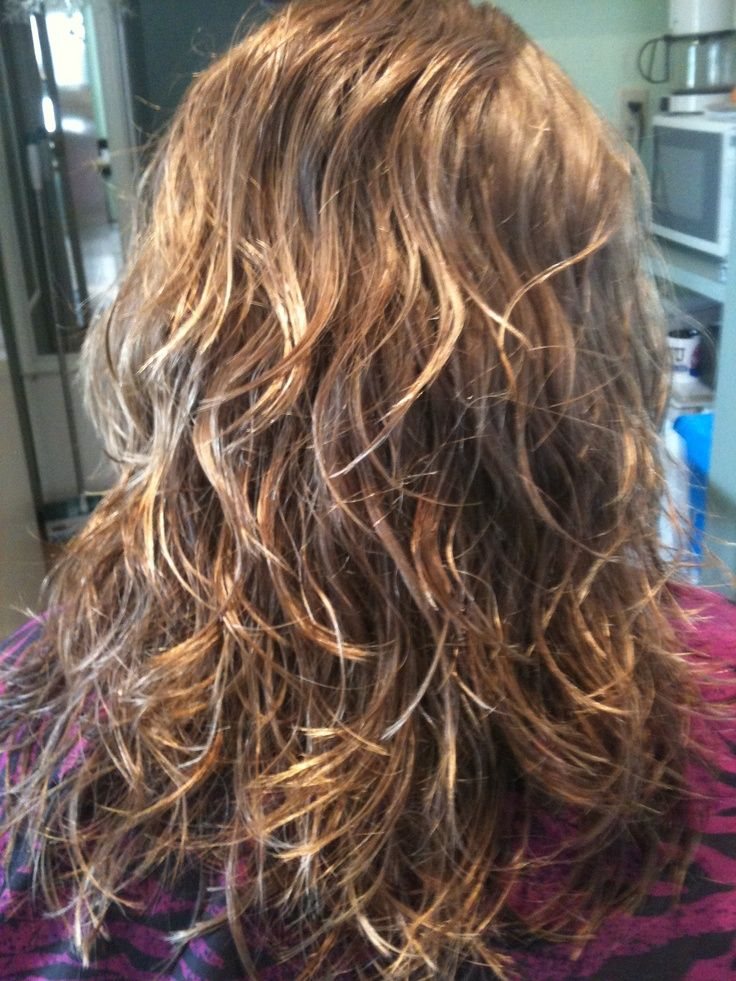 Pics Of Beach Wave Perms Hairstyles In 2019 Wave Perm