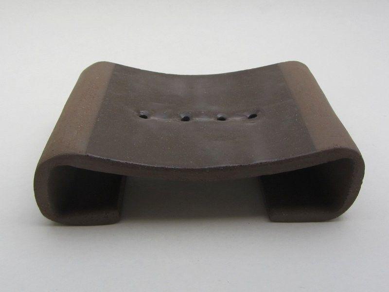 New ceramic design: soap dish