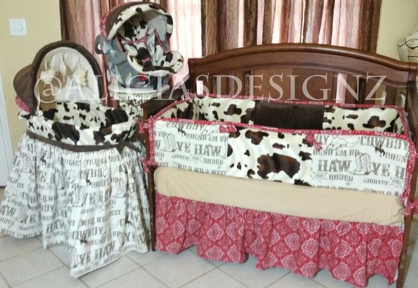 Bassinets Baby Room Themes Country Baby Boy Western Baby Bedding