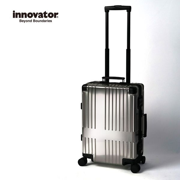 007aed48b1 innovatorスーツケース INV1811 「 METAL」 #innovator #イノベーター #travel #trip #journey  #jetsetter #suitcase #trunk #baggage #luggage #bag #sweden #旅 ...