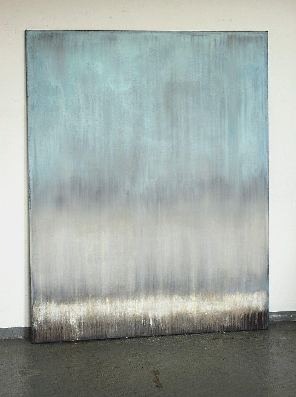 201 6 150 x 120 cm Acryl auf Leinwand , abstrakte