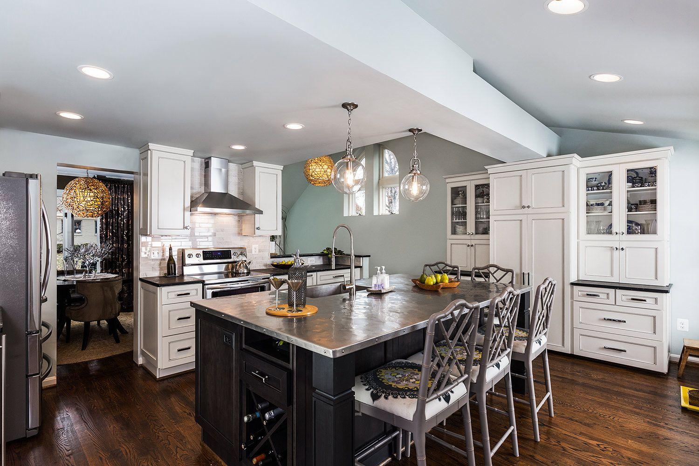 Metal hoods, countertops, rails, fireplace | Kitchen range ...
