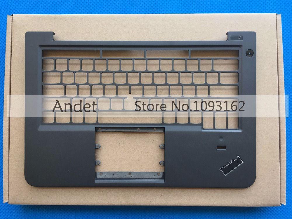 New Original Palm Rest For Lenovo Thinkpad S3 S431 S440 Palmrest Us Keyboard Frame Bezel Cover Upper Case 04x0992 0 Laptop Accessories Lenovo Thinkpad Keyboard