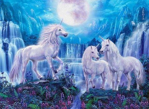 unicorn | ♥ ♥ UNICORNS & Pegasus ♥ ♥ | Unicorn fantasy ...