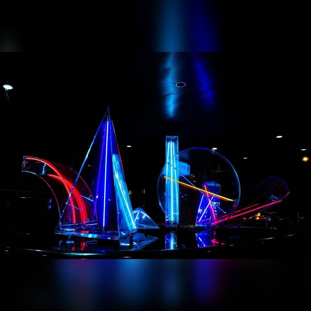 Zürich Weihnachtsbeleuchtung.Neon Lights Zürich Zurichcity Zürichcity Stadtzürich