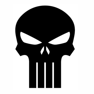 Texas Punisher File Size Punisher Skull Decal Transparent Png Download Punisher Skull Decal Skull Decal Punisher Skull