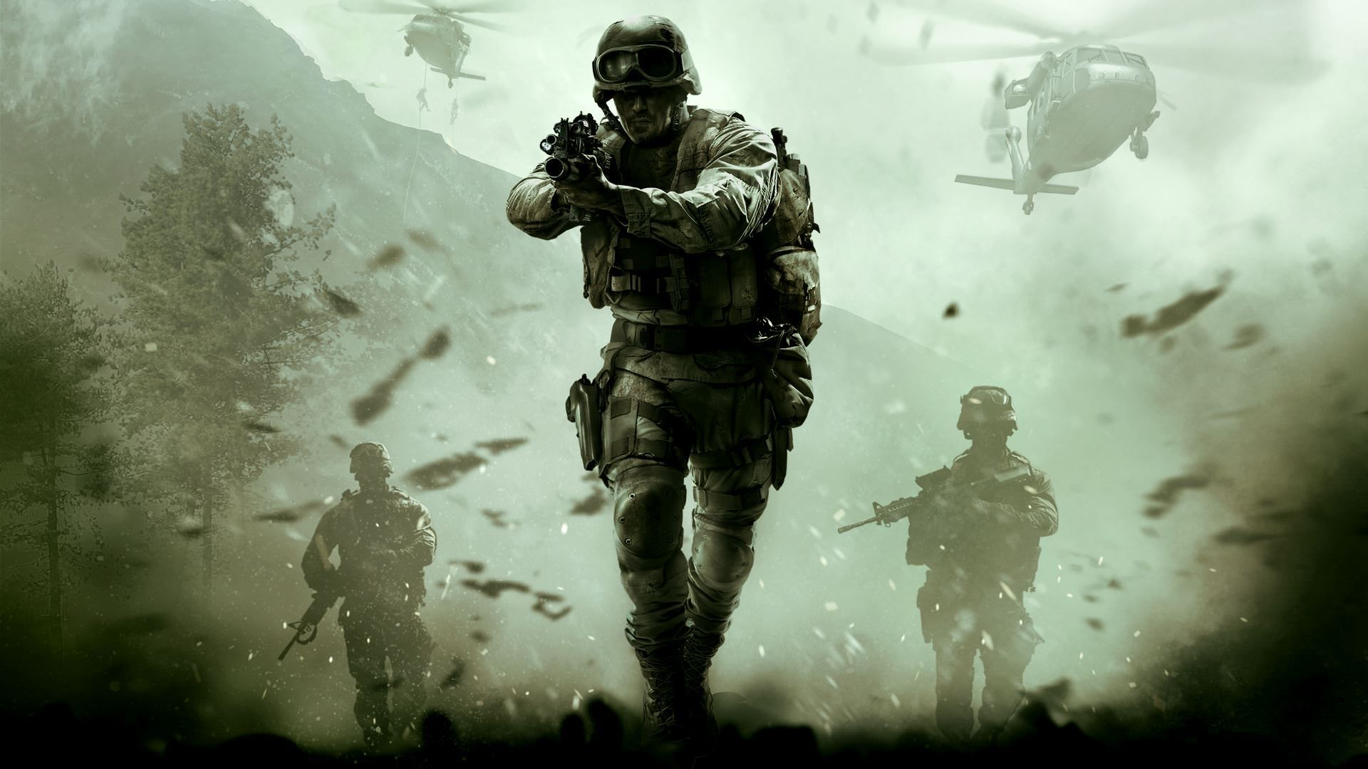 10 Years Ago Call Of Duty Modern Warfare Made An Everlasting