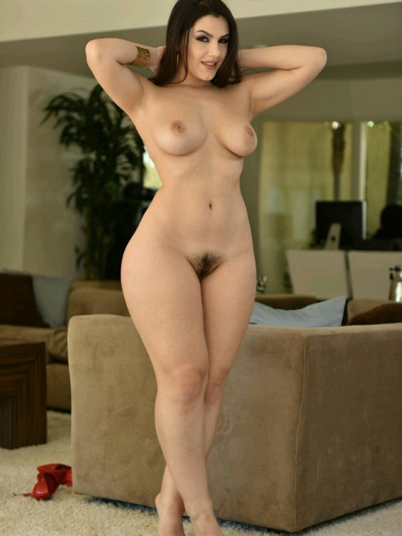 Curvy girl and more naked