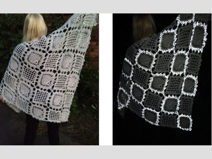 Stevie Nicks' shawl from Amber by Amber Krueger