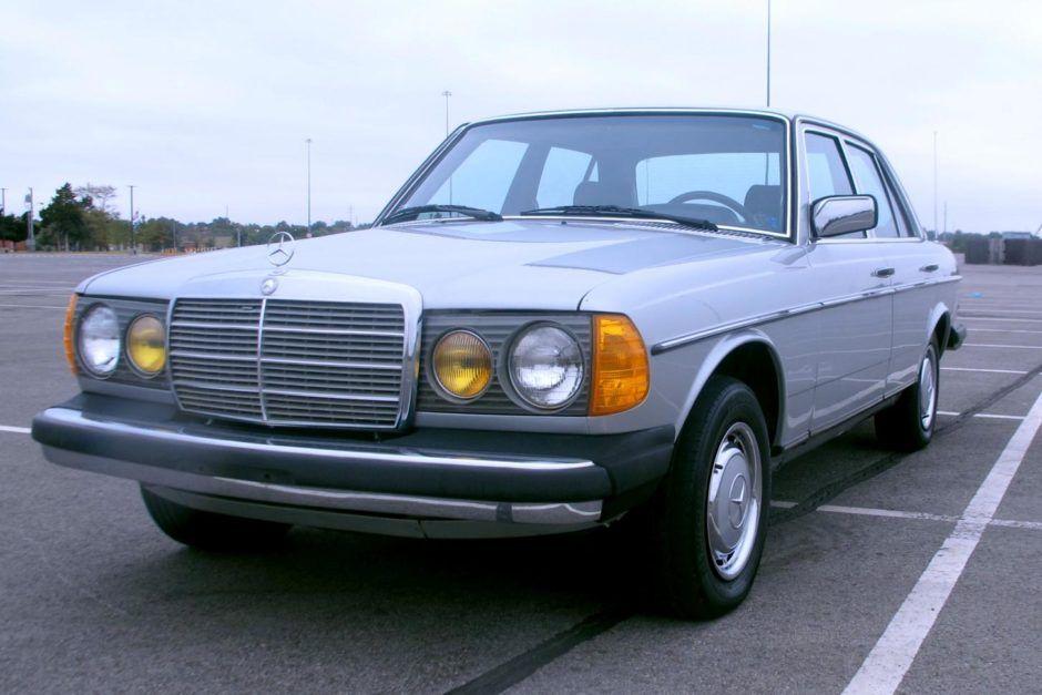 1982 Mercedes Benz 300d Turbo Mercedes Benz Mercedes Benz