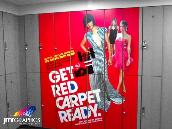 Check out this Wall Graphic installed by JMR Graphics