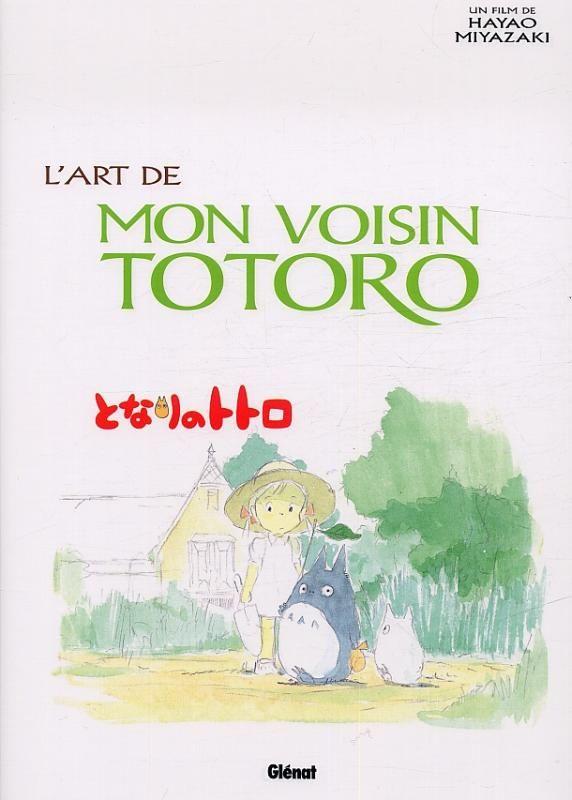 L'art de Mon voisin Totoro, artbook du film