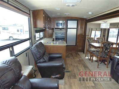 New 2016 Forest River RV Wildwood Heritage Glen 282RK Travel Trailer at General RV | North Canton, OH | #122861