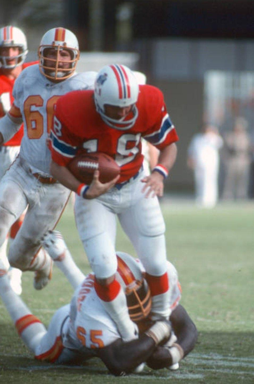 1976 Patriots At Tampa Bay Nfl Uniforms Nfl History Nfl New England Patriots