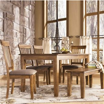 Berringer Ii 6 Pc Dining Set Furniture And Mattress Outlet