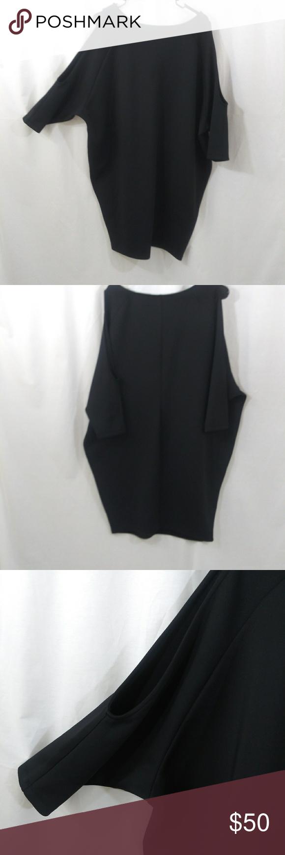 Boutique Black Cold Shoulder Dress Plus Size 0x Black Cold Shoulder Dress Cold Shoulder Dress Black Cold Shoulder [ 1740 x 580 Pixel ]