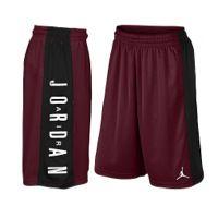 920185879b15 Jordan AJ Highlight Shorts - Men s - Maroon   Black
