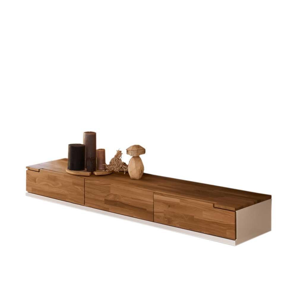 15 Bemerkenswert Bilder Von Tv Lowboard Holz Hangend Sideboard