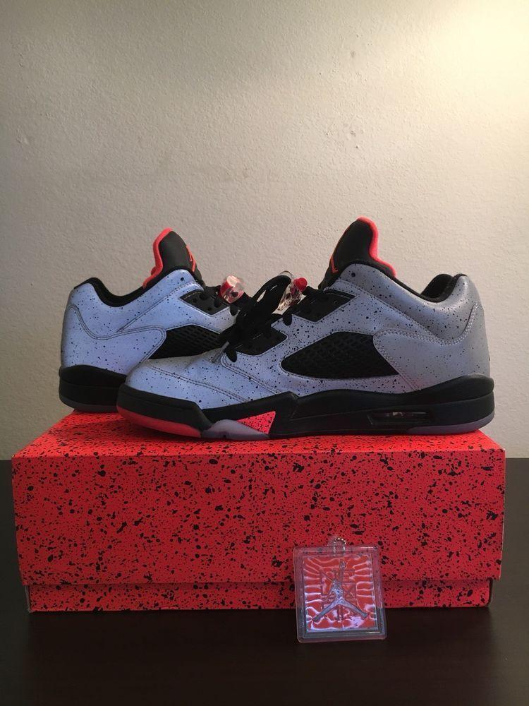 49ffbb5f311719 Air Jordan 5 Retro Low Neymar Size 11  fashion  clothing  shoes  accessories