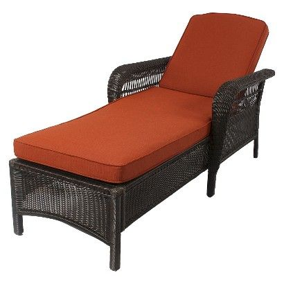 Madaga Wicker Patio Chaise Lounge 271 Outdoor Pinterest Patio