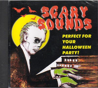 vintage spooky music for halloween sounds of horror 2 cd scary spooky sound effects haunted house new