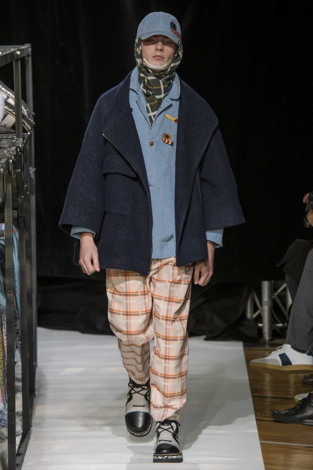 Male Fashion Trends Henrik Vibskov Fall Winter 2018 2019 Paris