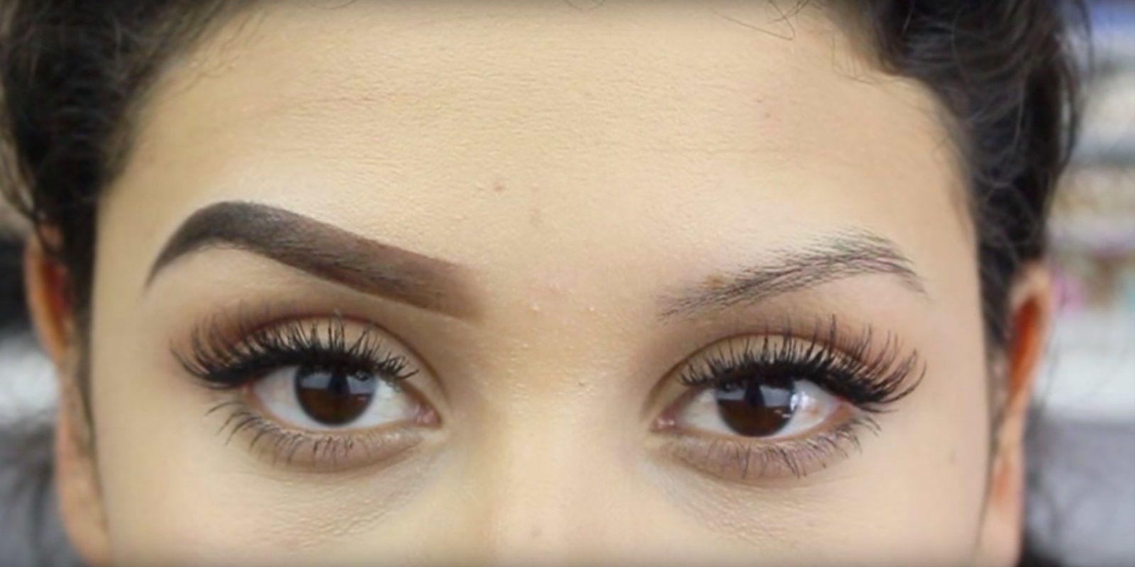 10 transformaciones de cejas que te dejarán helada