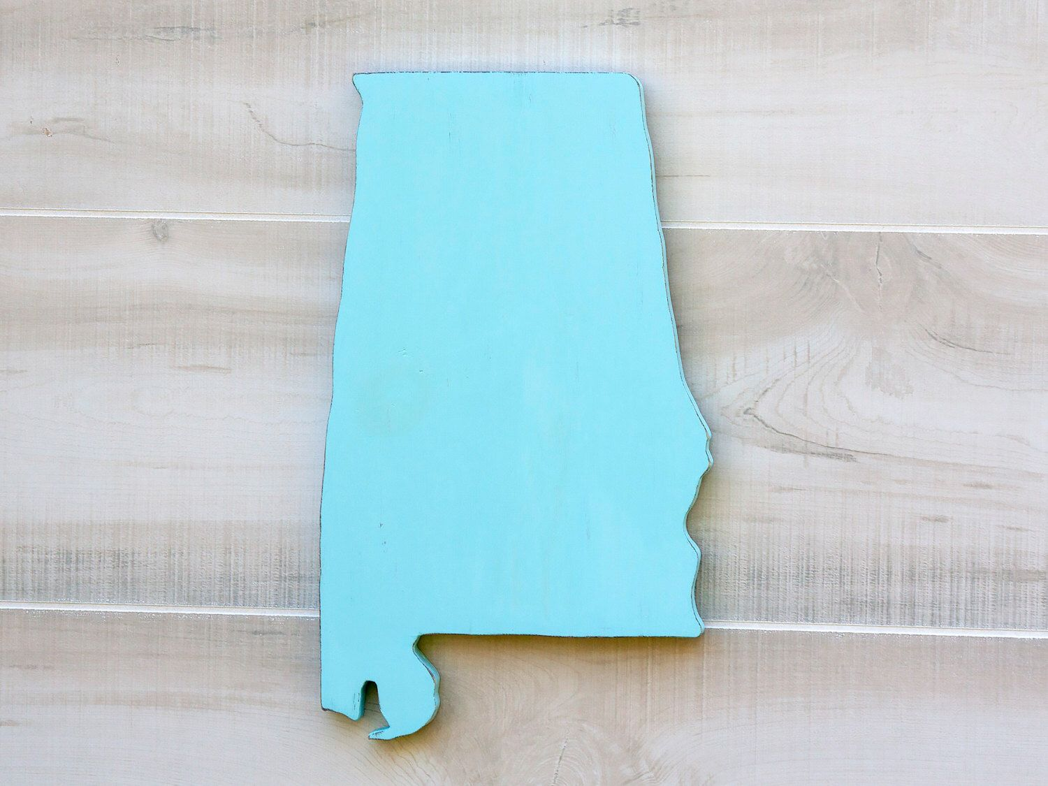 Alabama Home State Wood Sign Cutout Silhouette Wall Art Personalized With Heart Or Star Housewarming Anniversary Wedding Guestbook Personalized Wall Art Cottage Chic Decor Silhouette Wall Art