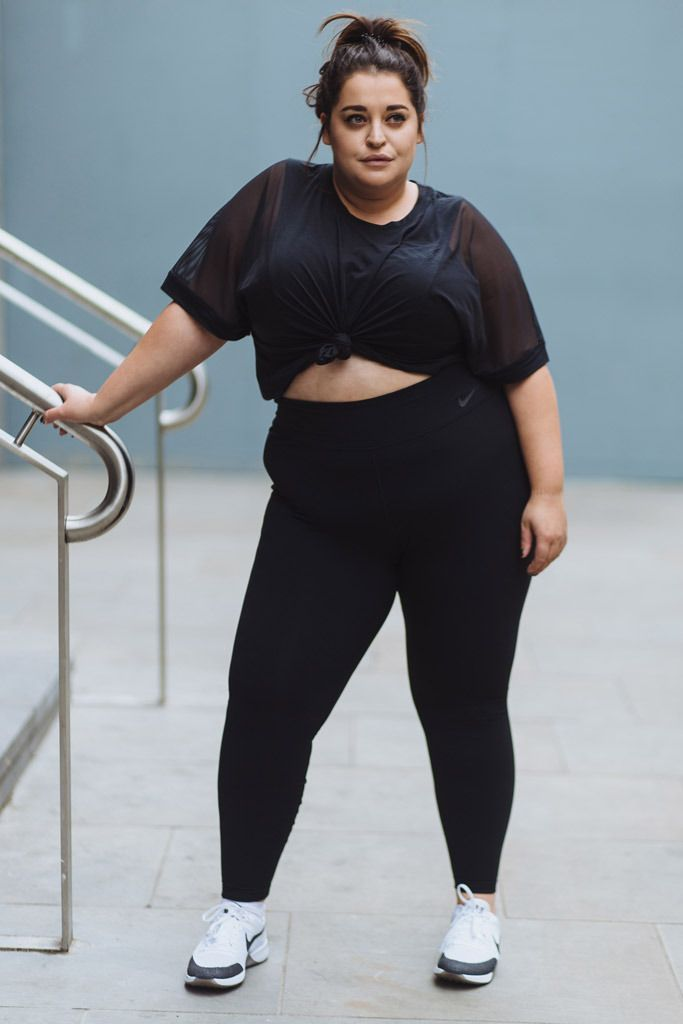 Models Starring in Nike's Plus-Size Campaign Clap Back at Body Shamers