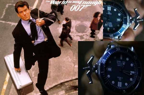 Les Montres De James Bond 007 Watches Gadgets Omega