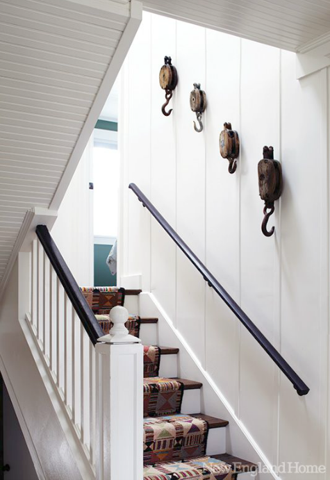 Photo of 20 Unique Gallery Wall Ideas with a Coastal & Nautical Theme