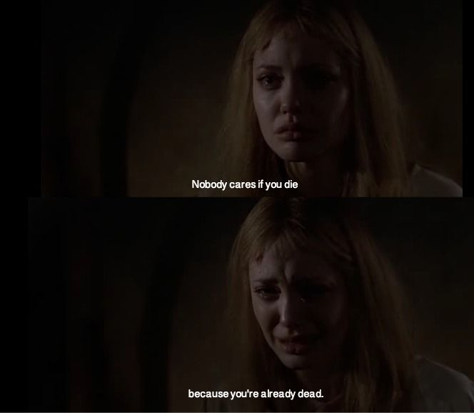 Girl Interrupted  F I L M  Girl Interrupted Quotes, Film