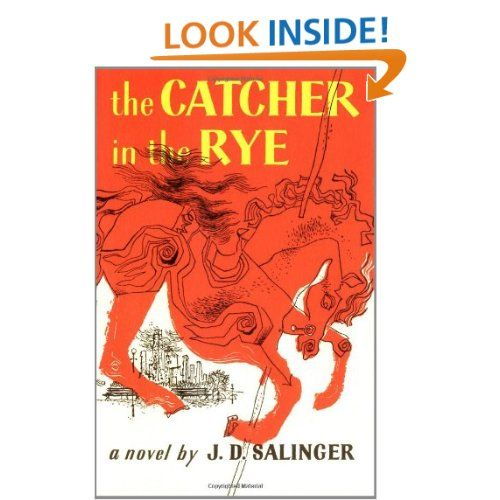 Catcher in the rye as a more relaxed novel