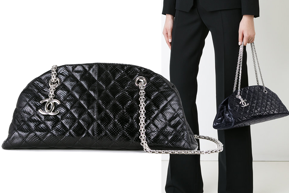 Do You Remember The Chanel Mademoie Bowling Bag Read Story Here