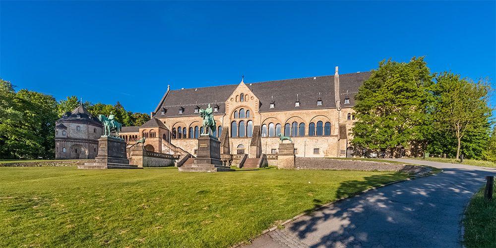 Goslar, Kaiserpfalz - kotyrba verlag und medien