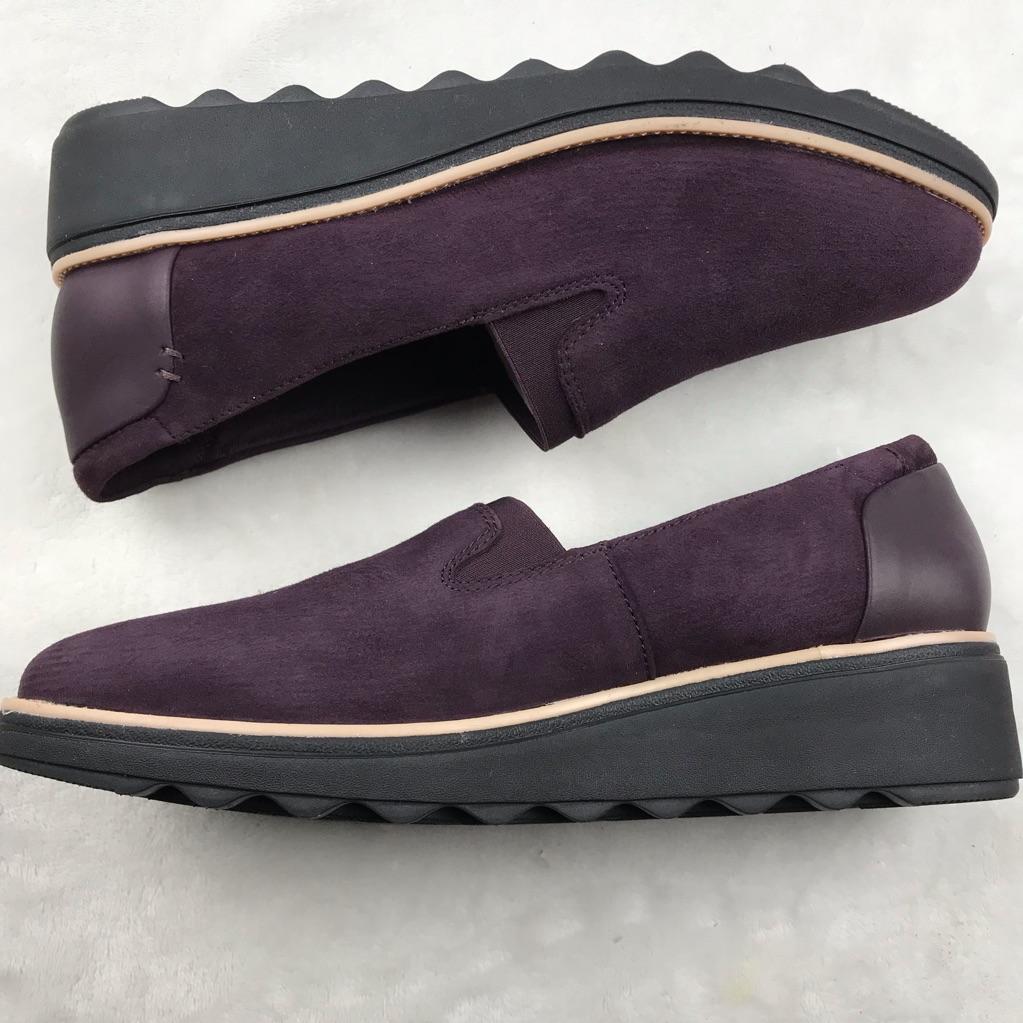 Clarks Shoes | Clarks Womens Slip On