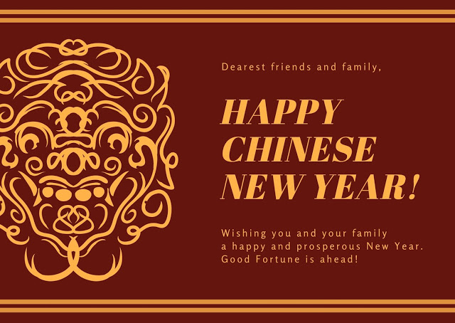 Happy Chinese New Year - 12 February 2021 | Download ...