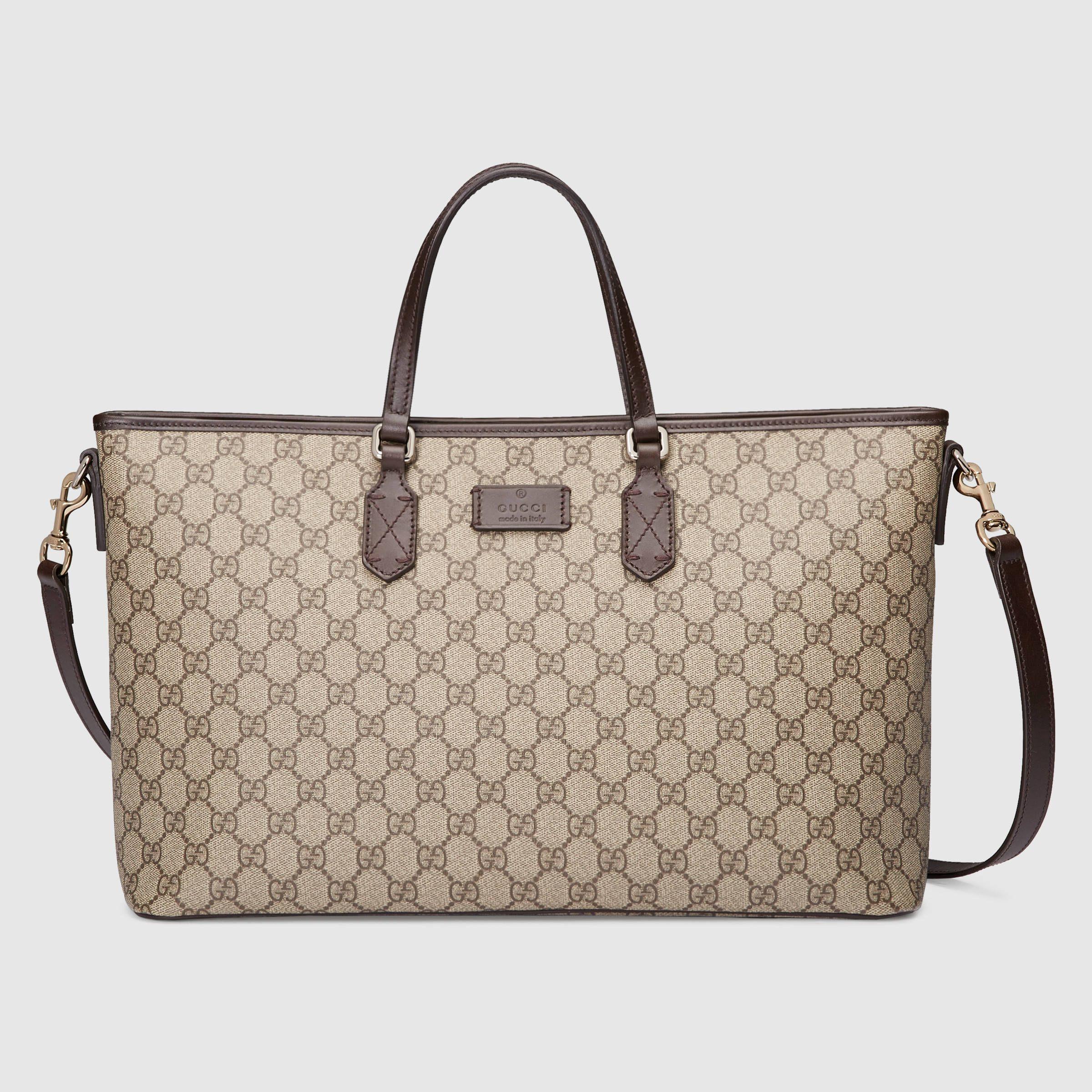 067d8fe8737208 Women supreme tote | Dream Home in 2019 | Gucci tote bag, Tote ...