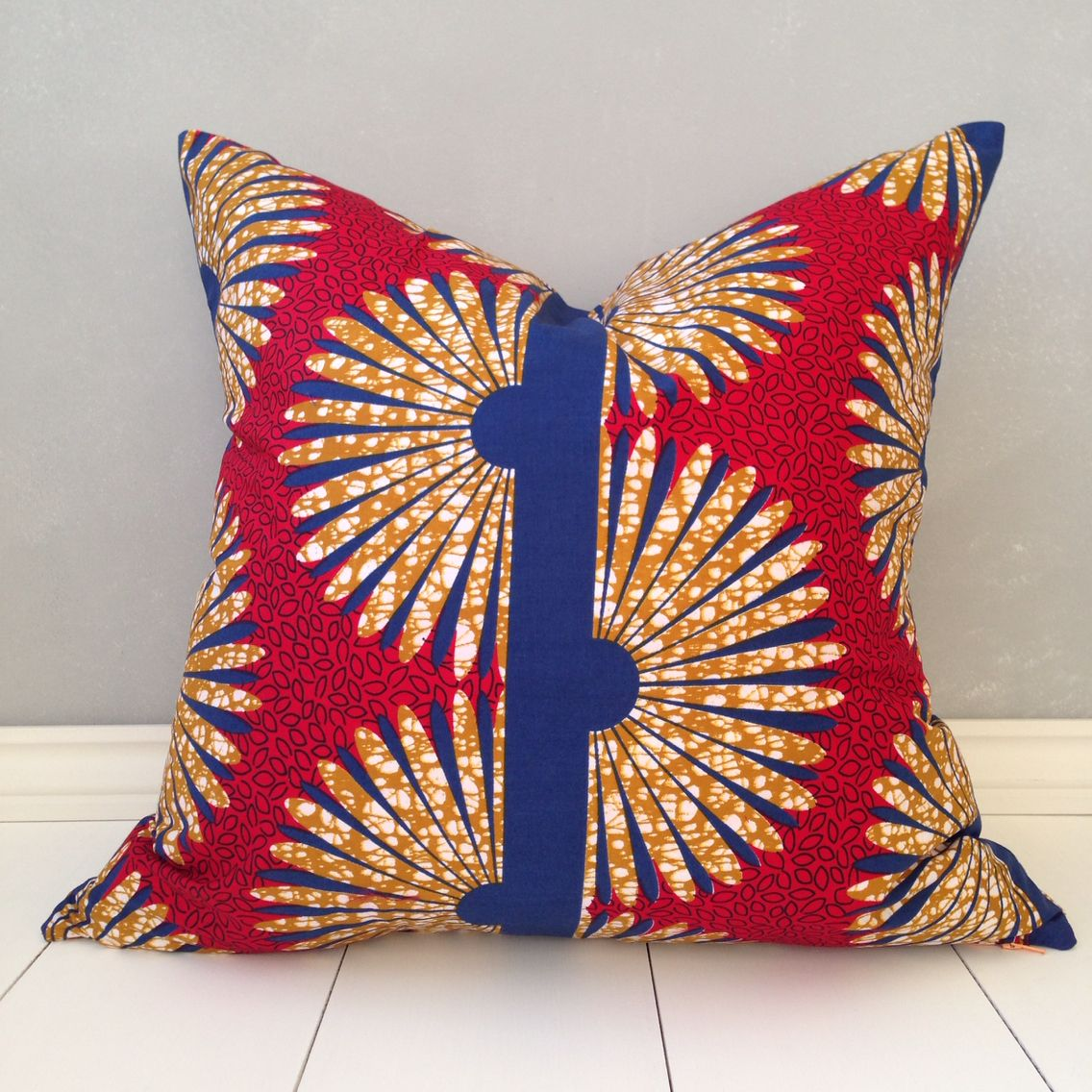 African Print Pillow Covers | African