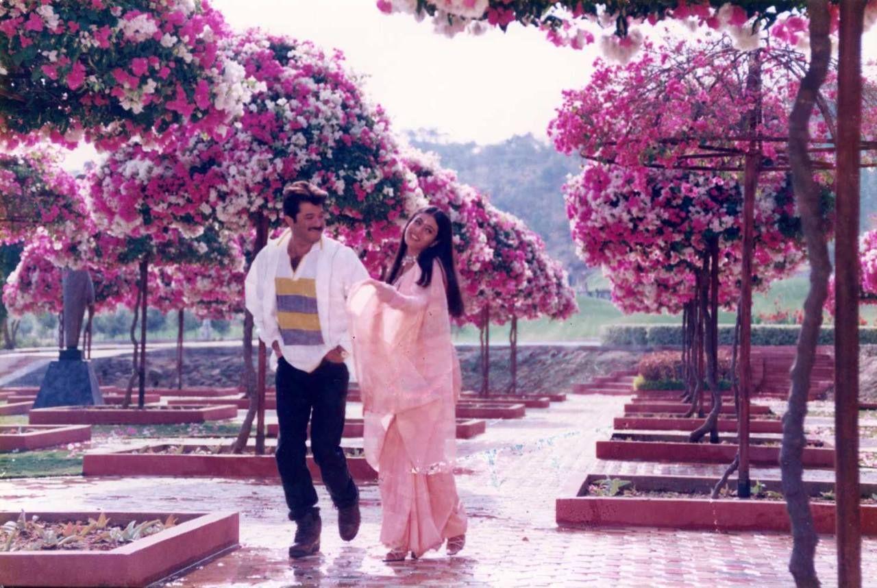 Anil Kapoor & Kajol / Hum Aapke Dil Mein Rehte Hain