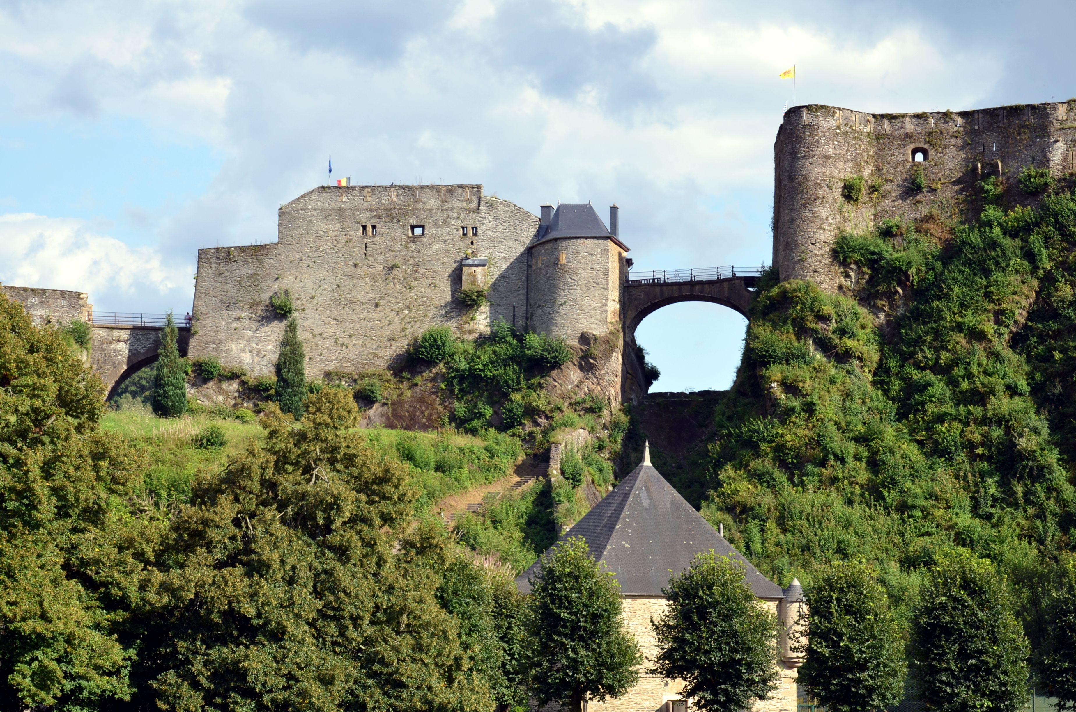 Château Fort De Bouillon Http://www.luxembourg-belge.be/fr